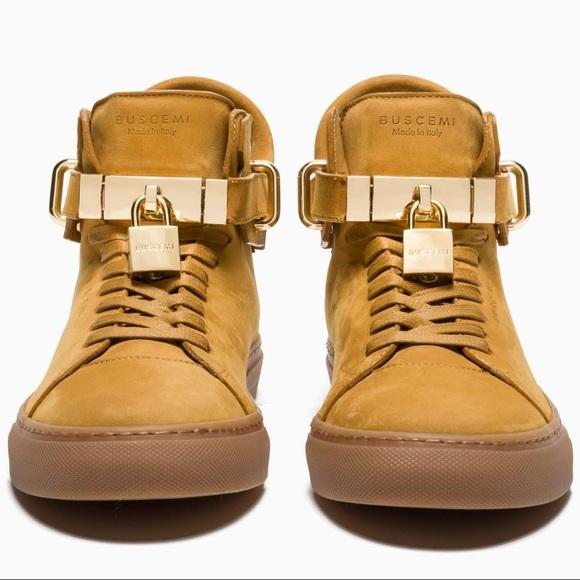 Buscemi 0mm Sneakers Gum Wheat